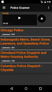 Police Scanner Radio Scanner- screenshot thumbnail