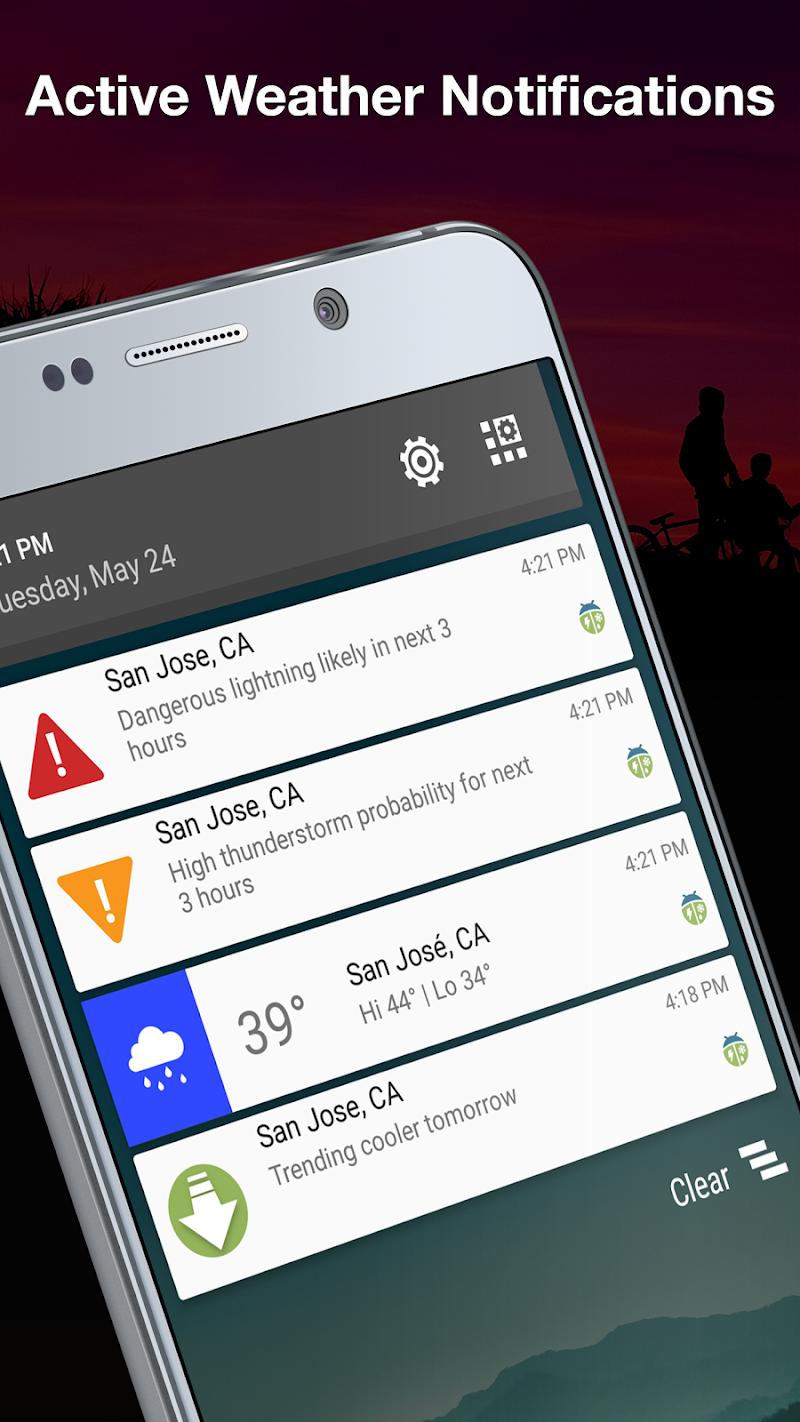 Weather by WeatherBug Screenshot 5