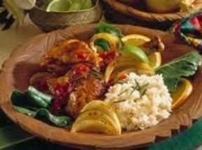 Caribbean Lime Chicken Recipe