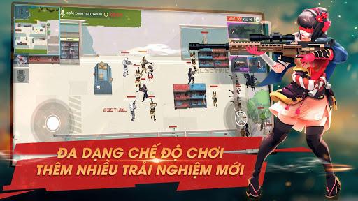 IronFire: TUYu1ec6T u0110u1ec8NH SINH Tu1ed2N  captures d'u00e9cran 2