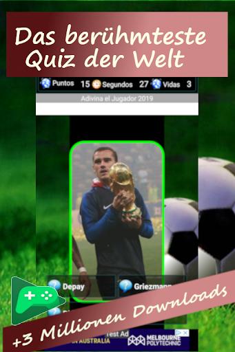 Fußball Spieler Quiz 2020 APK MOD screenshots 1