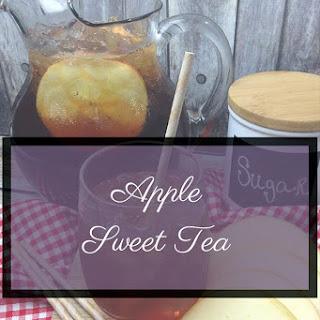 Apple Sweet Tea