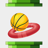 Flappy Dunk: floppy basketball