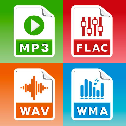 MP3 Converter (music ogg flac wav wma aac)