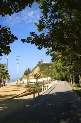 CALELLA - Paseo Garbí