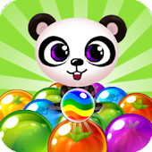 Panda Bubble Mania : Fun Story