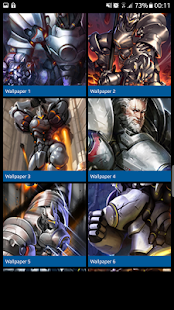 Reinhardt Wallpapers 2018 AppOverW - náhled