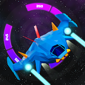 Rolly Vortex Shooter : Space Ship Frontier