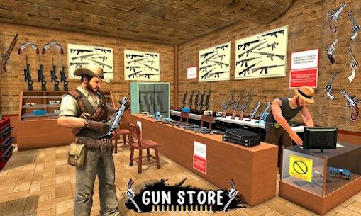 Western Cowboy Apk Mod Dinheiro Infinito 2