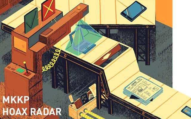 MKKP Hoax Radar