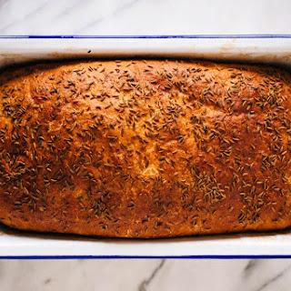 Beginner's Rye Bread.