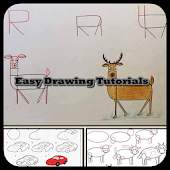 Easy Drawing Tutorial for Kid