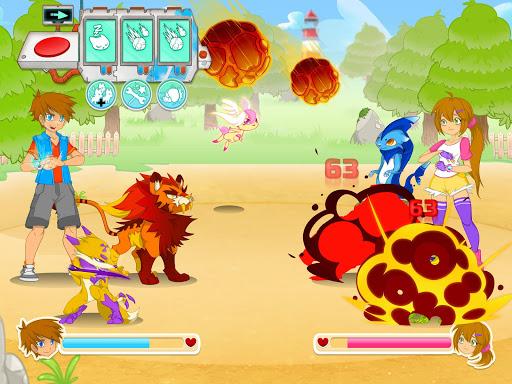 Animalon: Epic Monsters Battle 12 screenshots 2