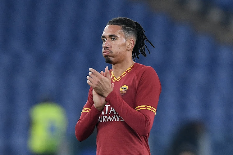 AS Roma maakt transfer Chris Smalling officieel