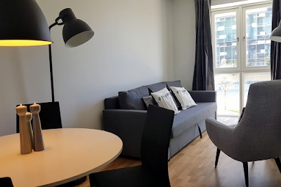 Robert Jacobsens Serviced Apartment, Copenhagen