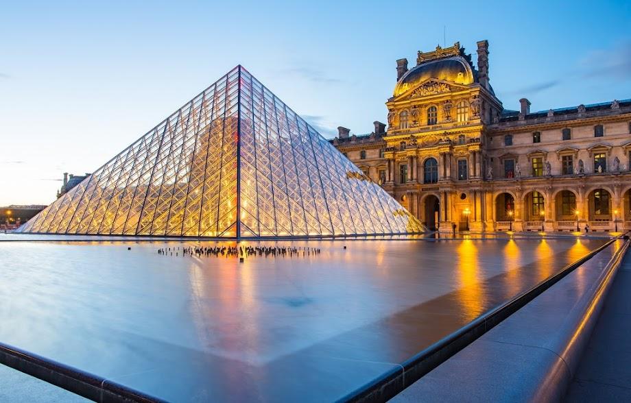 Foto Museo del Louvre 1
