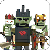 Boxy Strike Battle Simulator Android APK Download Free By Black Ice Software