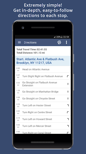 Route4Me Route Planner 4.3.8 screenshots 4