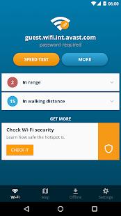 Avast Wi-Fi Finder Screenshot 5