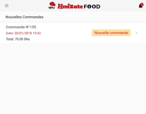 HF Restaurant Extranet for PC
