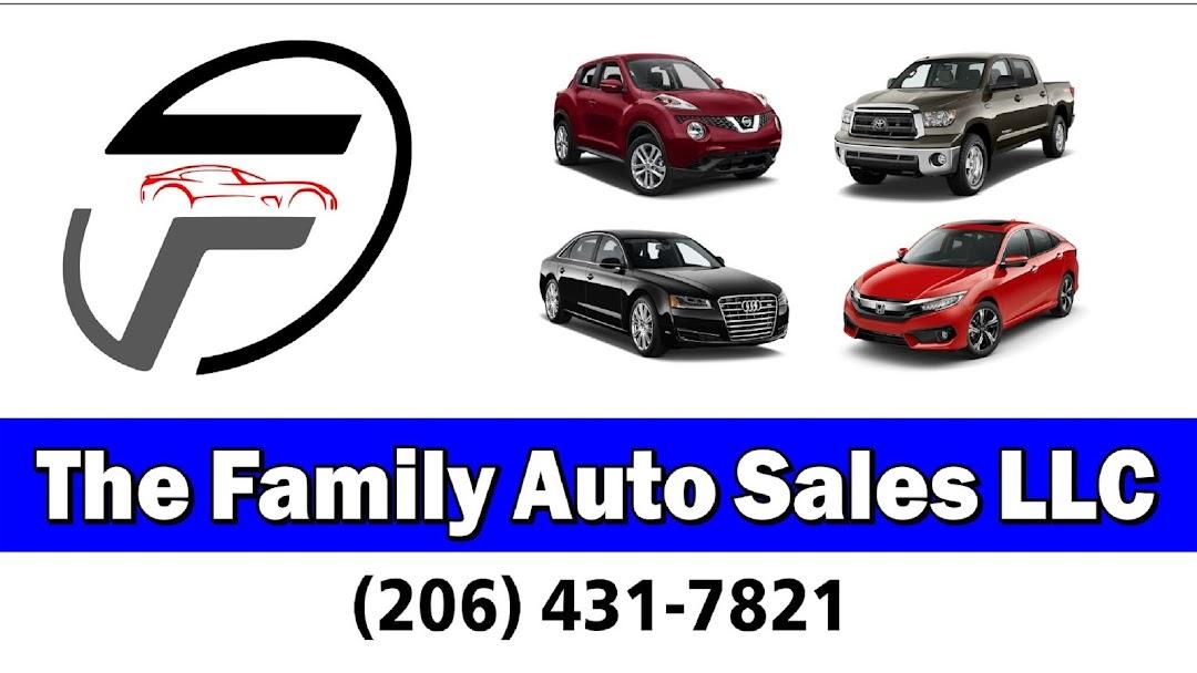Family Auto Sales >> The Family Auto Sales Llc Car Dealer In Burien