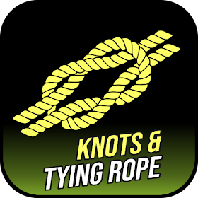 KNOT AND ROPES - How to tying ropes and knots