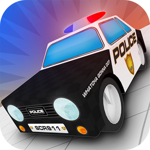 Police Car Driving 3D Extreme