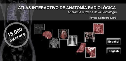 Atlas de Anatomia Radiológica - Aplicaciones en Google Play