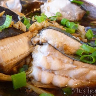 Steamed Stingray With Soya Sauce