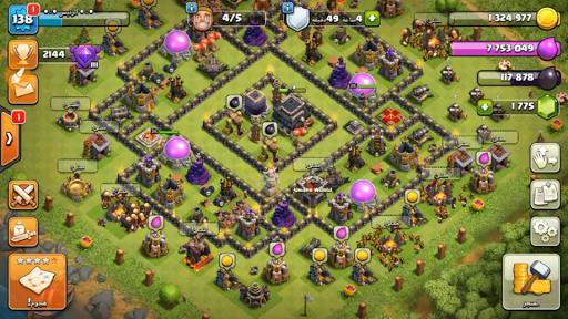 clash of clans unlimited gems apkpure