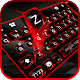 Red Tech Keyboard Theme Download on Windows