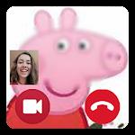 Call Video Pepa Pig Prank Icon