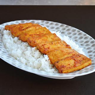 Garlic Ginger Tofu Baked Recipes