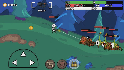 One Gun: Stickman - screenshot