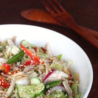 Asian Cabbage Salad Recipe