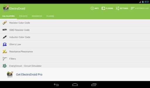 玩免費工具APP|下載ElectroDroid app不用錢|硬是要APP