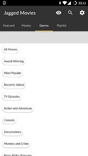 Jagged Movies & TV 9.5 screenshots 4
