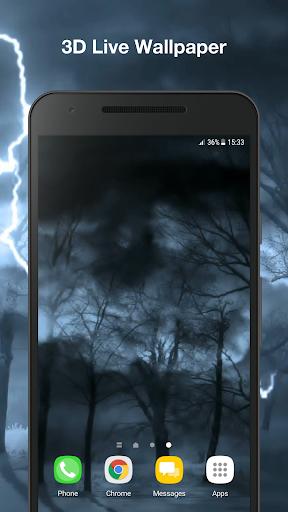 Lightning Storm Live Wallpaper PRO ss1