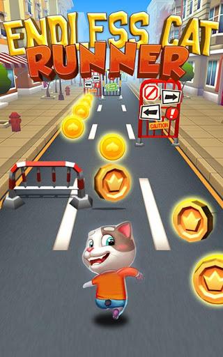 Subway Cat Runner -Online Rush Apk 1