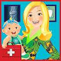 A grávida doutor emergência icon
