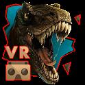 VR Jurassic RollerCoaster Park icon