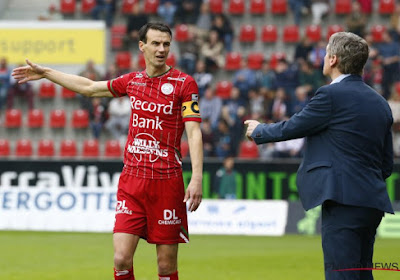 Davy De fauw (Zulte Waregem) heeft niet veel zin meer om play-offs te spelen