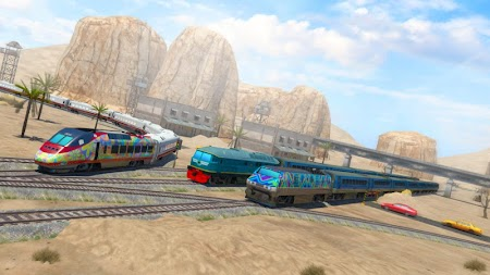 Train Driving - Train Sim APK screenshot thumbnail 3