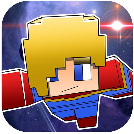 Baixar Captain Hero Girls Fly para Android