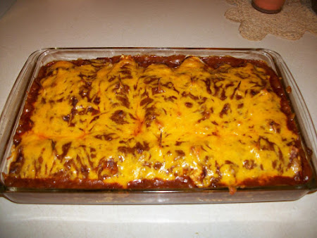 Chili Cheese Hot Dog Casserole Recipe