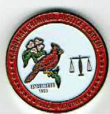 Photo: Cardinal Criminal Justice Academy, 70th Basic, Challenge Coin