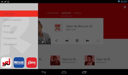 Rire & Chansons Radio Screenshot 19