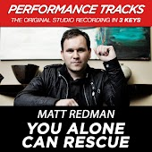 You Alone Can Rescue (Performance Tracks)