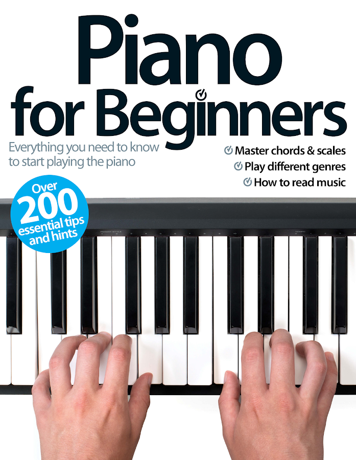 Piano for Beginners- screenshot