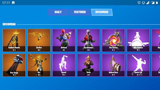 Item Shop Battle Royale  screenshots 1